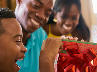 The Future Generations Children's Charity Christmas Drive