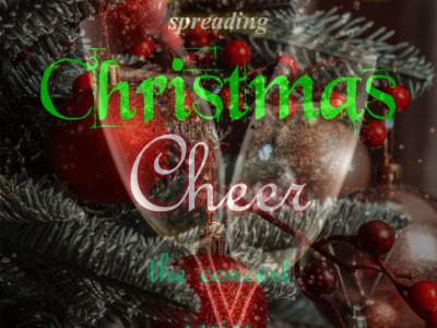 VERANDA PARANDA  spreading CHRISTMAS CHEER ......the Concert Series