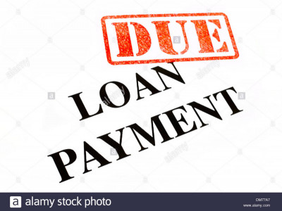 Pay off Bank loan