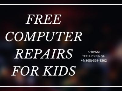 FREE COMPUTER REPAIRS