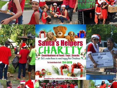 Santa's Helpers Charity 2020