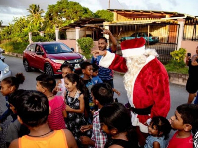 Help Our Project Christmas Cheer Initiative