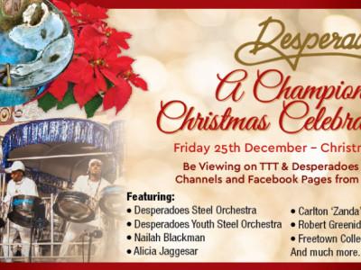 A Championship Christmas Celebration