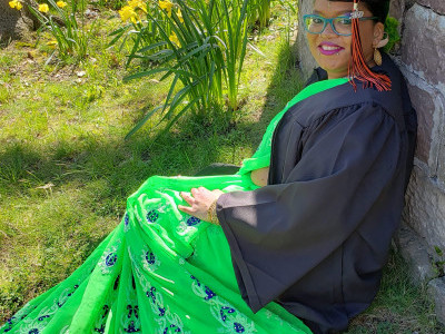 Help Janelle fund her visa to continue her degree