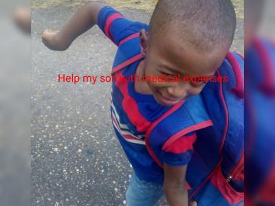 Help my son