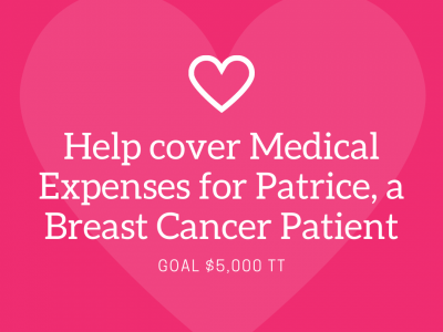Fundraiser for Patrice