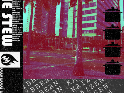 "Caribbean Kaizen - ""The Stew"" EP"