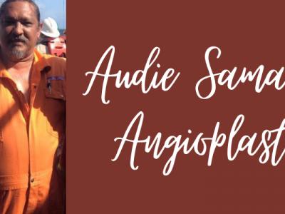 Audie Samaroo Angioplasty Fund Raiser