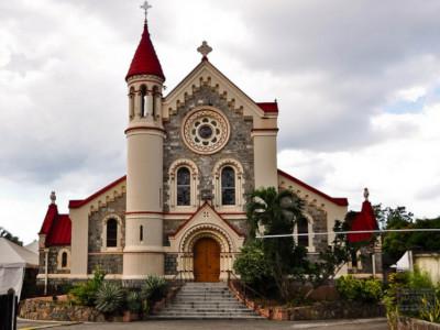 St. Francis Church Restoration Project - Belmont