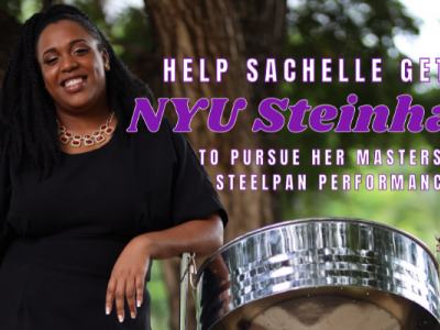Get Sachelle to NYU for Fall 2022!