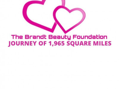 The Brandt Beauty Foundation - Journey of 1965 Square Miles