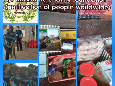 COVID-19 FOOD RELIEF DRIVE