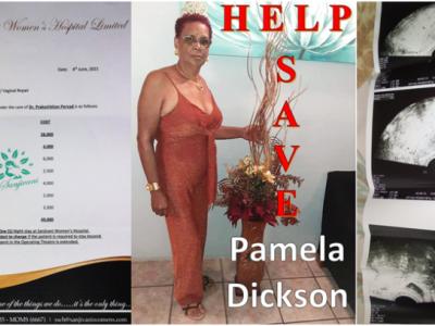 Save Pamela Dickson Fund