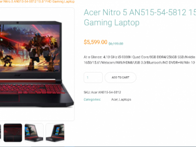Help a young man buy a high performance and portable laptop to further AutoCad and Tertiary Education
