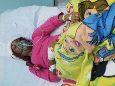 Help Nathalia Remove Life Threatening Stomach Tumors