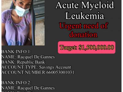URGENT - Help save Reshma from Acute Myeloid Leukemia