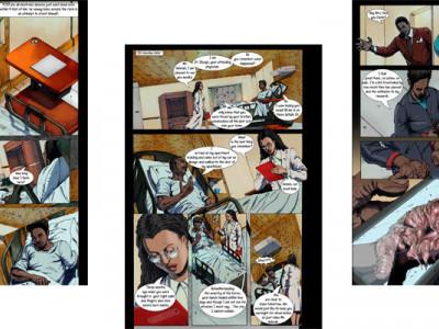 Amaranthine Comics